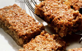 Image of Chewy Granola Bars