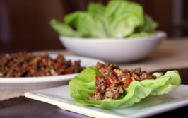 Image of Lettuce Wraps